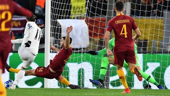 real madrid ante roma