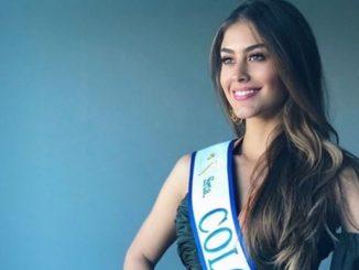 Valeria Morales Delgado, nueva Señorita Colombia/ Tomada de Instagram :@valeriamoralesd