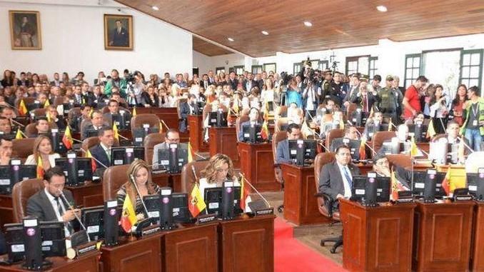 Concejo aprobó en primer debate presupuesto por $25,6 billones para Bogotá en 2019