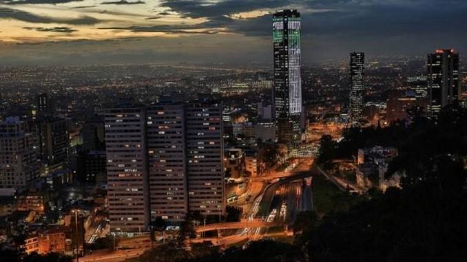 Panorámica Bogotá
