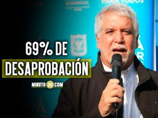 Gallup Poll: Peñalosa se mantiene como el alcalde con mayor desaprobación