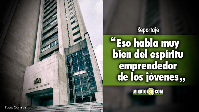 Cada dia se crean 75 empresas en Antioquia