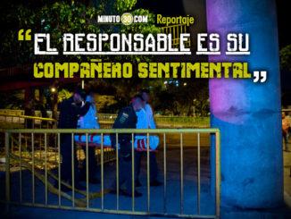 Con orden de captura buscan al asesino de la mujer hallada en puente de la Macarena