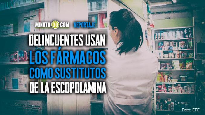 Descubren red ilegal de comercializadores de medicamentos en el Centro de Medellin