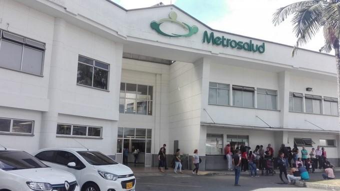 Metrosalud manrique