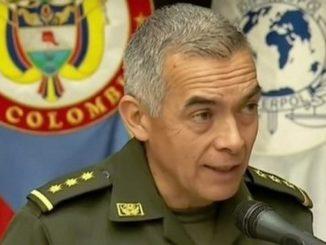 director de la Polic%C3%ADa general %C3%93scar Atehort%C3%BAa Duque