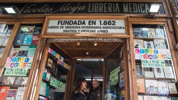 libreria nicolas moya