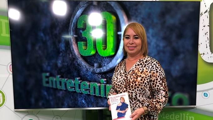 La agente de bienes raíces, abogada y escritora puertorriqueña, Vionette Pietri