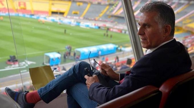 Carlos Queiroz Tecnico seleccion colombia campin