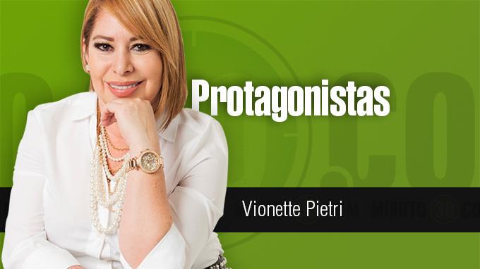 Vionette Pietri Protagonistas