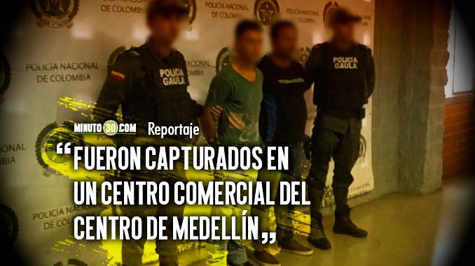 Capturados le exigian 10 millones a ciudadano a cambio de dejarlo construir en la Comuna 10