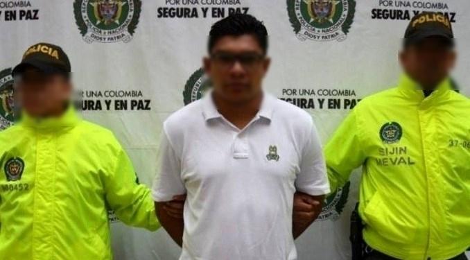 Jhony Alexánder Guisao Quiñones, alias Jota