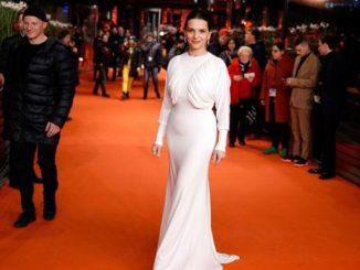 La actriz francesa Juliette Binoche. EFEArchivo