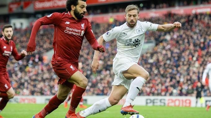 Liverpool golea al Burnley 2
