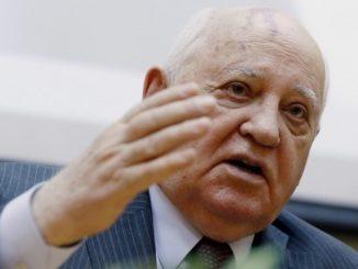 El último dirigente soviético, Mijaíl Gorbachov. EFEArchivo