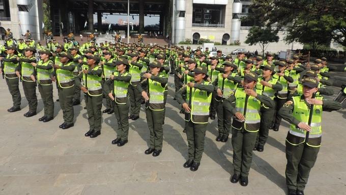 Policias 8