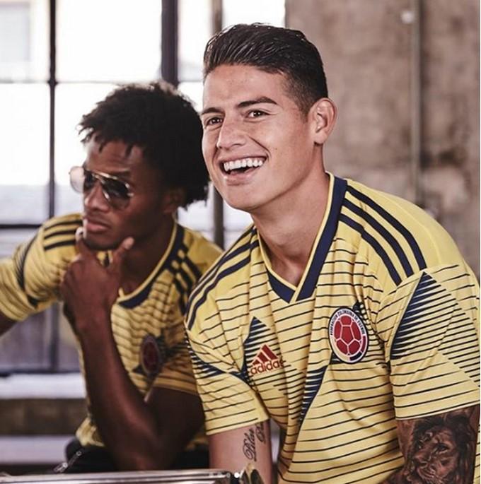 camiseta colombia Copiar
