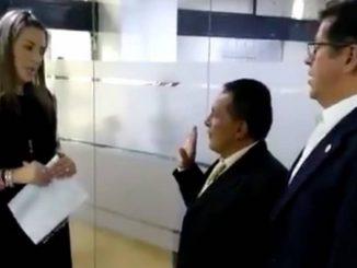 exconcejal Luis Eduardo Diaz