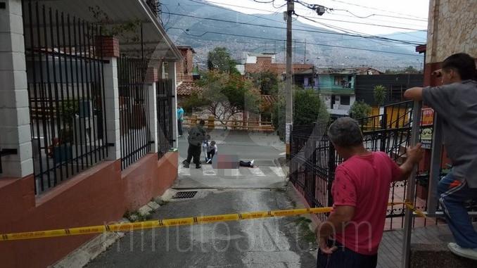homicidio barrio girardot