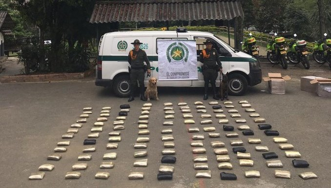 Marihuana bodegas envíos Medellín