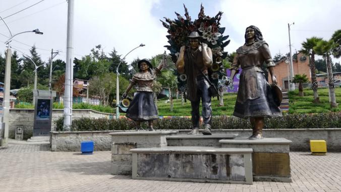 monumento Santa Elena