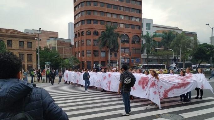 protesta San Juan 5