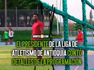 Gran Prix de Atletismo Ximena Restrepo este miercoles en Medellin