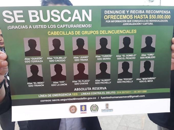 Mas buscados en Medellin 1