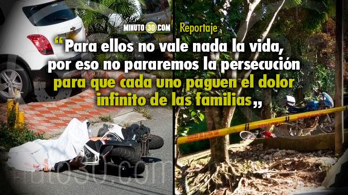 Ofensivas de La Agon%C3%ADa cobraron la vida de dos inocentes en La Pradera Comuna 13