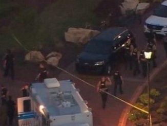 tiroteo en una universidad de de Carolina del Norte