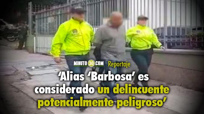 Autoridades siguen desarticulando al grupo delincuencial La Oficina cayo Barbosa uno de sus cabecillas