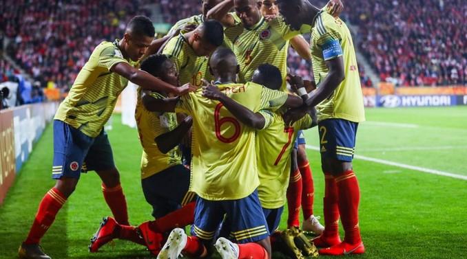 Colombia Polonia Mundial sub20