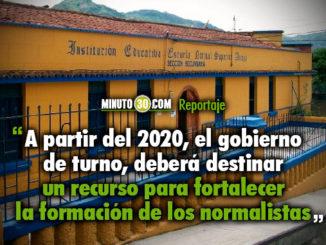 Las Escuelas Normales Superiores de Antioquia seran fortalecidas