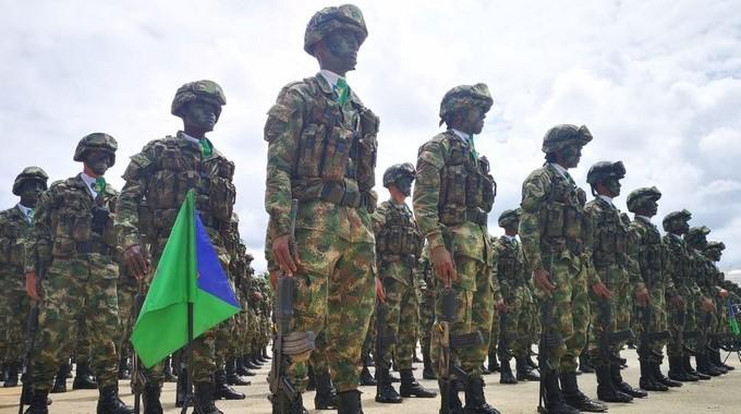 Mil soldados en Antioquia Cordoba Choco 1