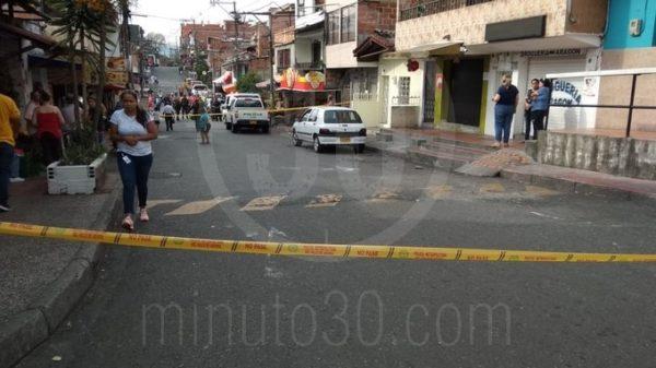 homicidio mujer con arma blanca itagui 23 02 2019 4