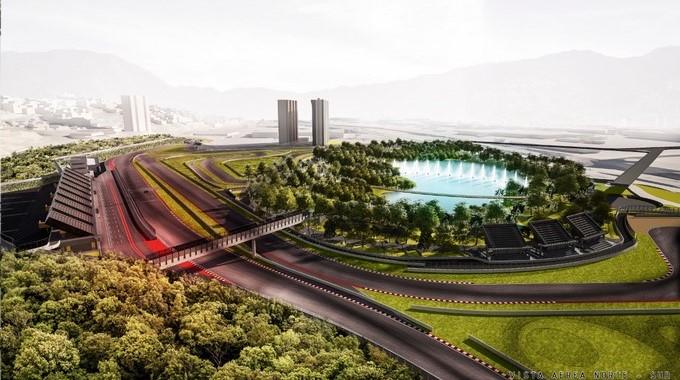 Autodromo de Antioquia