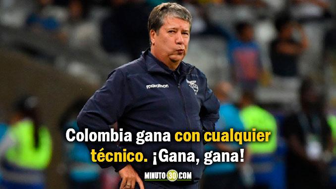 Bolillo Gomez sobre Colombia