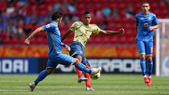 Colombia ucrania mundial sub 20 3