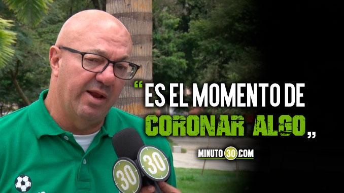 Entrenador antioqueno y su analisis previo al debut de Colombia en la Copa America
