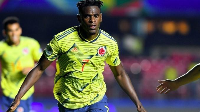 Seleccion Colombia en Copa America 2