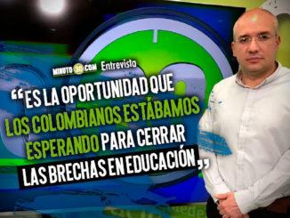 Néstor David Restrepo Bonnett, Secretario de Educación de Antioquia