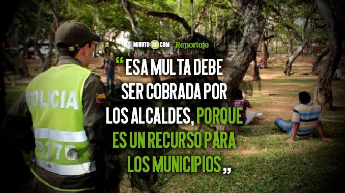 A donde ira el dinero por multas del Decreto que restringe el consumo de drogas en Antioquia