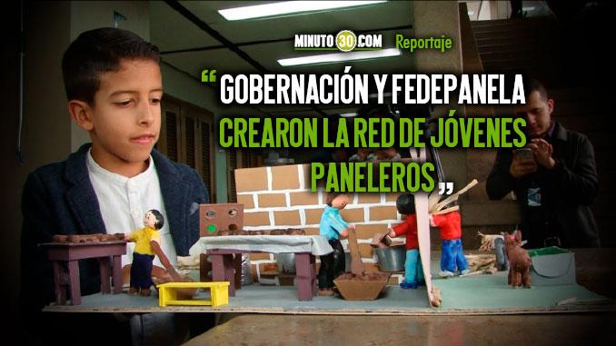 Antioquia quiere promover la industria panelera en jovenes y ninos
