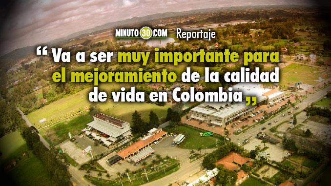 Antioquia tendra una universidad contra la drogadiccion