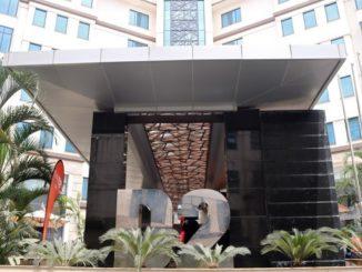 El hotel Dusit D2 de Nairobi