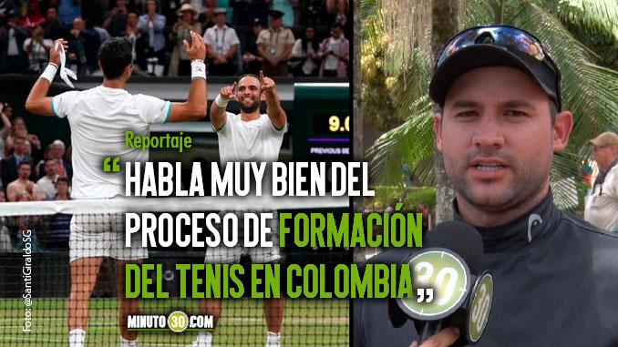 Titulo de Cabal y Farah en Wimbledon beneficiara a todos los tenistas colombianos