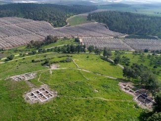 ciudad epoca rey david 2