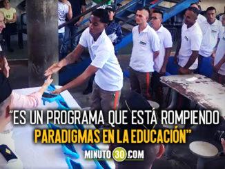 80 detenidos en la c%C3%A1rcel de Puerto Triunfo estudiar%C3%A1n con el Bachillerato Digital