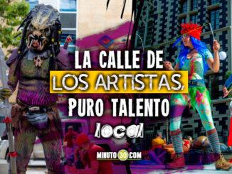 Calle de los Artistas