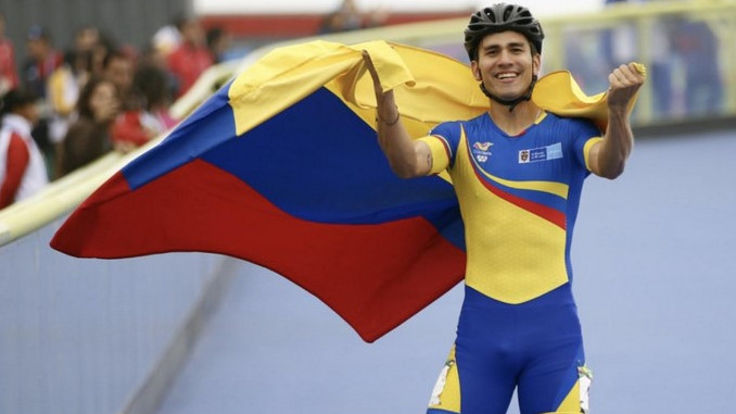 Colombia panamericanos
